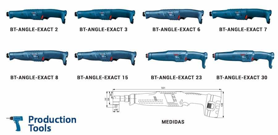 modelos de atornilladores angulares bt-angle-EXACT