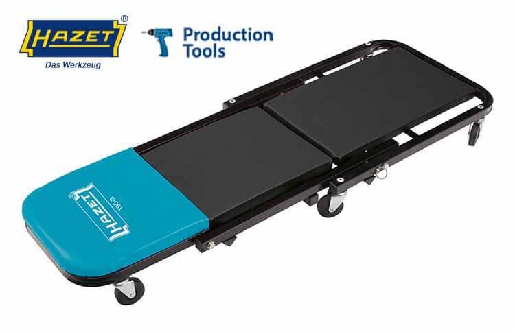 Alfombrillas y protectores Hazet - Accesorios y seguridad para equipamiento de taller Hazet - Logo Production Tools y logo Hazet