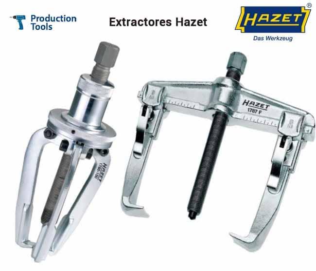 Extractores Hazet