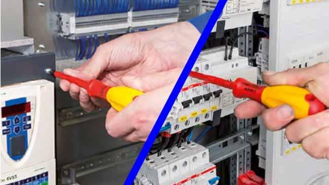 Herramientas VDE para electricista hazet