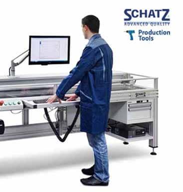 Equipos de medicion - Herramientas de medicion Schatz