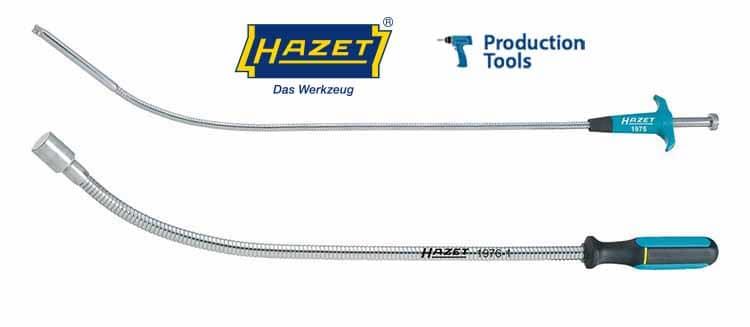 Herramientas de sujecion magneticas Hazet - Accesorios y seguridad para equipamiento de taller Hazet - Logo Production Tools y logo Hazet