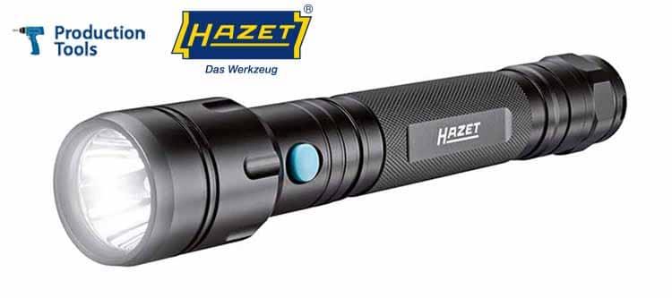 Linternas e iluminacion portatil Hazet - Accesorios y seguridad para equipamiento de taller Hazet - Logo Production Tools y logo Hazet