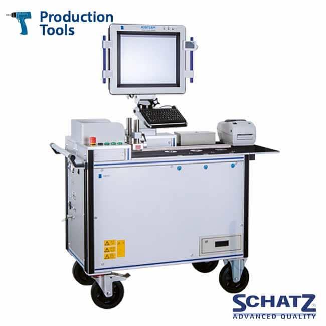 banco movil de medicion y calibracion - Herramienta de medicion SCHATZ combiTEST