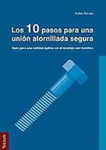 Portada libro los-10-pasos-para-el-aseguramiento-de-uniones-atornilladas-Production-Tools