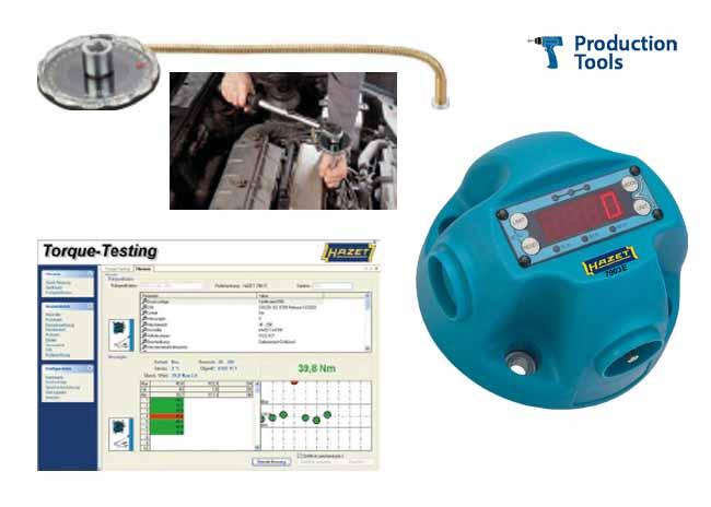 equipos de calibracion Hazet - Production Tools