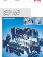 catalago aplicaciones con perfil rexroth