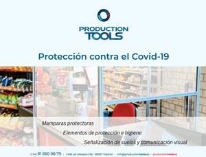 catalogo lean management Proteccion COVID-19 bosch