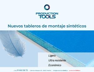 catalogo tableros de montaje sinteticos production tools