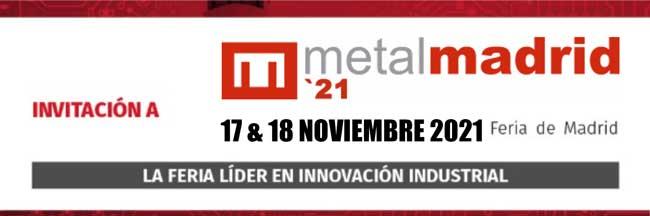 logo metal madrid