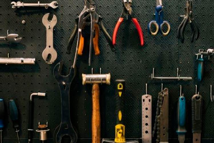 mal uso de herramientas