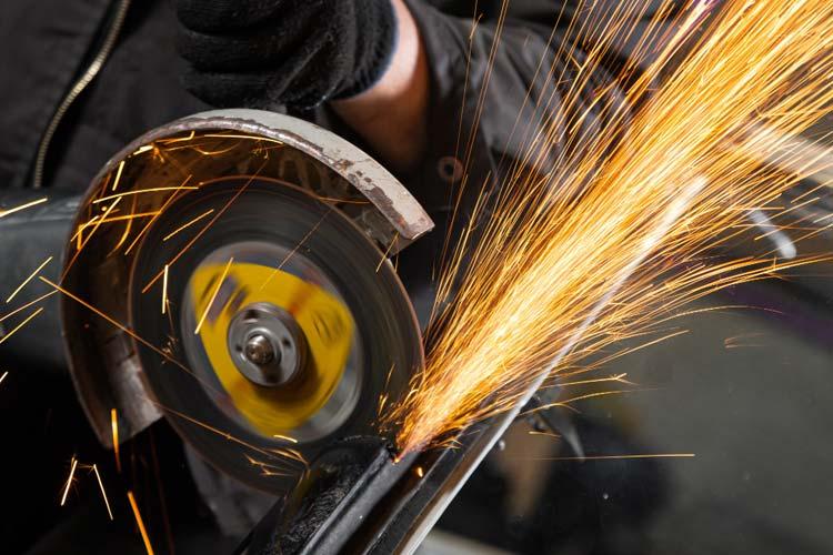 Herramientas para cortar metal