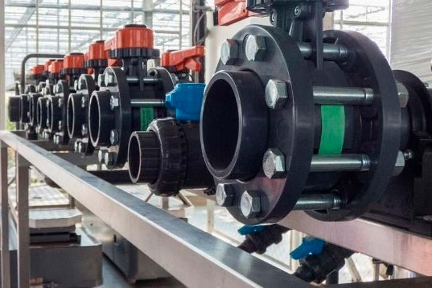 Máquinas neumáticas e hidráulicas